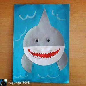 11 best shark craft idea for images on 850 | 9ad01884182801fb00f01e528028fce6 under the sea crafts shark craft