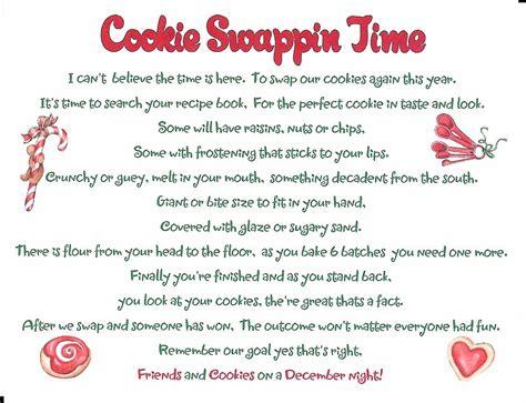 cookie exchange rules best cookie exchange invitation of 2011