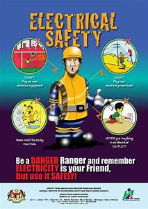electrical safety With electrical safety posters