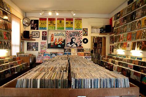 shangri la records   record stores   usa