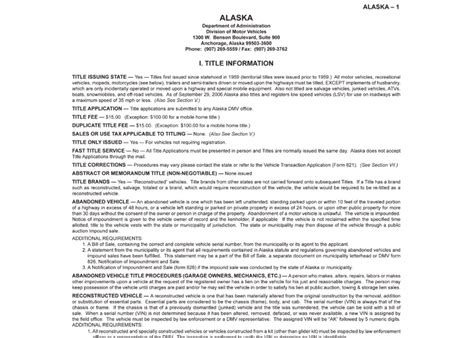 Delaware Motor Vehicle Title Transfer