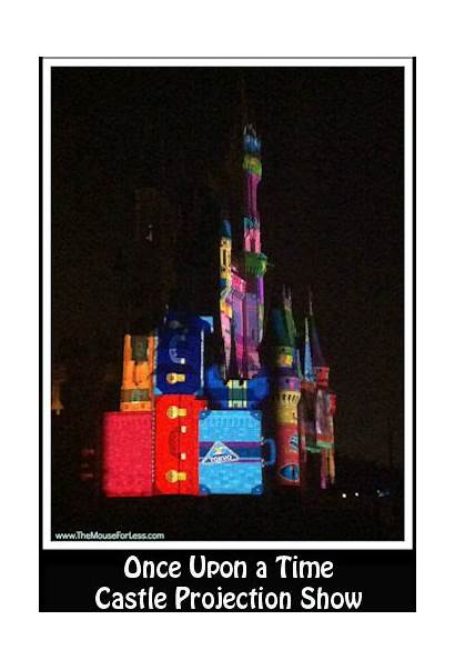 Projection Castle Once Magic Upon Celebrate Kingdom