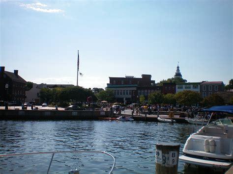 Annapolis and Dewey Beach