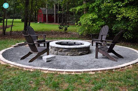 Cool Diy Outdoor Fire Pits And Bowls Home Decorating Ideas