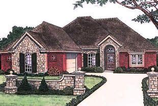 European Style House Plan 4 Beds 3 5 Baths 2852 Sq/Ft