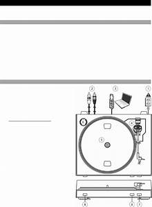 Page 4 Of Ion Turntable Ttusb05 User Guide