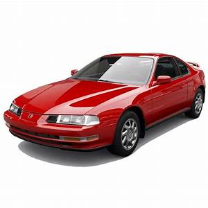 Honda Prelude  1992-96    Repair Manual