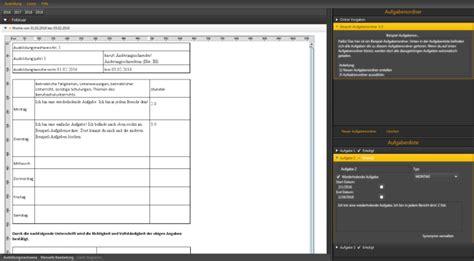 berichtsheft generator ausbildungsnachweis software
