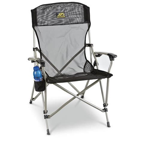 alps mountaineering 174 mesh leisure chair 170825 chairs