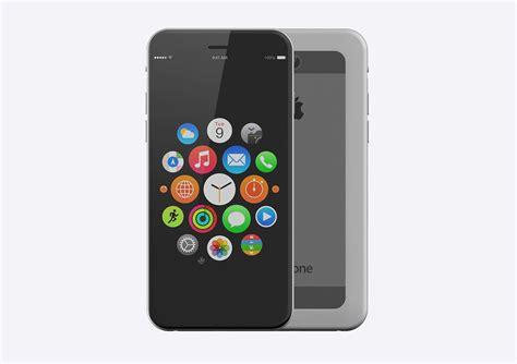 New Iphone 7 Concept Features An Allscreen Design, Ios 10