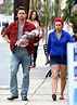 Jackson Rathbone's Afternoon With Son Monroe | Celeb Baby ...