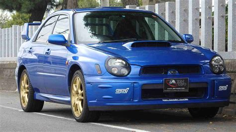 jdm subaru subaru impreza wrx sti for sale at jdm expo japan import