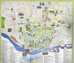 Mapa Turistico Oporto