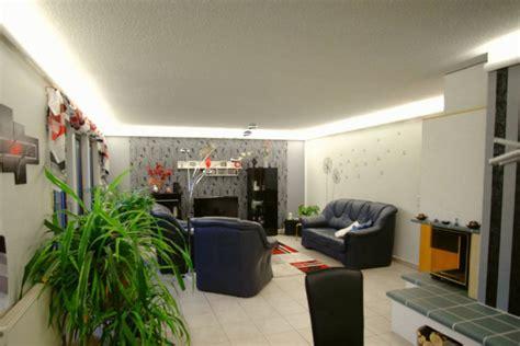 wohnzimmer led beleuchtung indirekte beleuchtung mit led vorher gt nachher