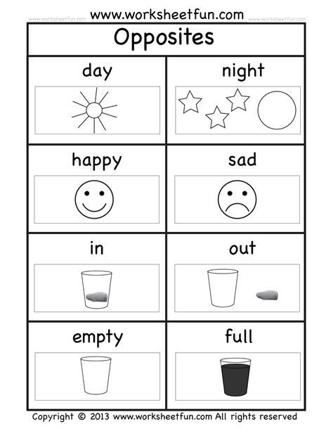 kindergarten worksheet examples  examples