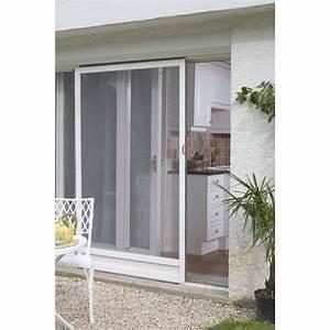 Faire Une Moustiquaire : moustiquaire pour baie coulissante pour baie coulissante ~ Premium-room.com Idées de Décoration