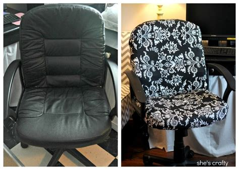 25 best ideas about office chair makeover on