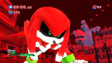 sonic generations mod metal knuckles  release youtube