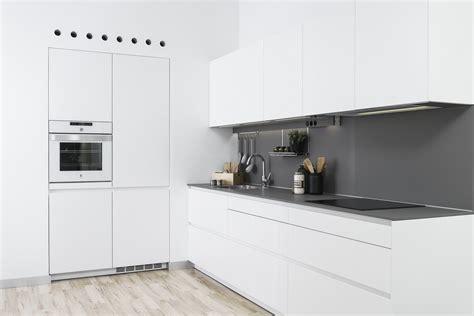 ideas de cocinas blancas  inspirarte santiago