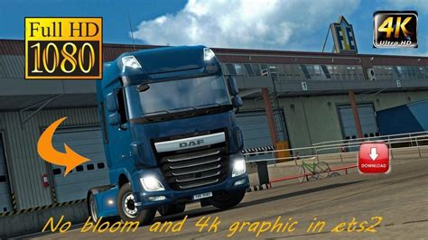 Truck Simulator 2 Wallpaper 4k by No Bloom And 4k Graphic V1 0 Mod Truck Simulator 2 Mods