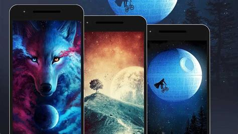 Old wallpapers are sad wallpapers, and no one wants sad wallpapers. 10 best background and wallpaper apps for Android - Android Authority