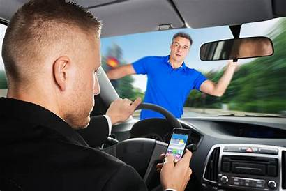 Distracted Driving Cause Accidents Distraction Technology Drivers