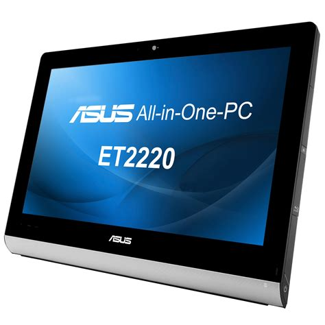pc bureau tactile asus all in one pc et2220iuti b003l pc de bureau asus