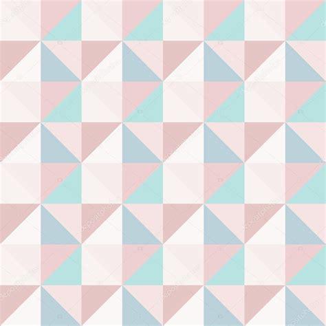 Seamless abstract triangle pattern Stylish seamless