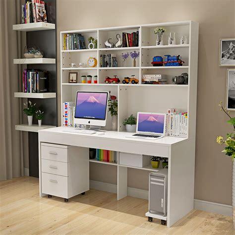 small bedroom computer desk computer desk with a simple modern desktop bookcase desk 17119 | Computer desk with a simple modern desktop bookcase desk bookcase bedroom desk desk combined domestic students.jpg 640x640