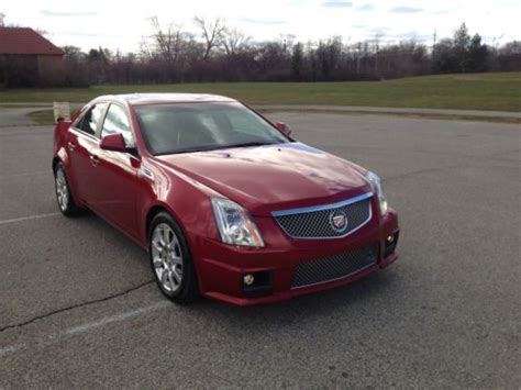find   cadillac cts  high feature fully loaded