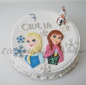 Gateaux La Reine Des Neiges : la reine des neiges gateaux pinterest ~ Dallasstarsshop.com Idées de Décoration