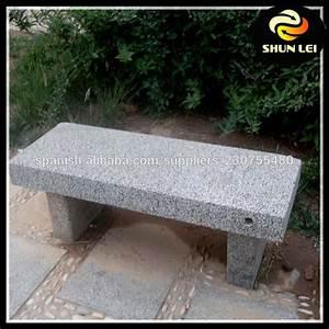 granit naturel jardin banc de pierre granite id du produit With banc de pierre pour jardin