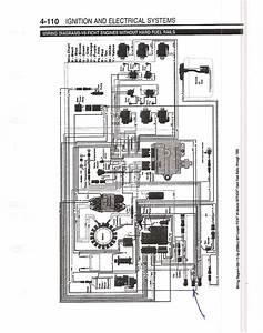 1998 Evinrude 150 Hp Ficht Key Switch Wiring Diagram