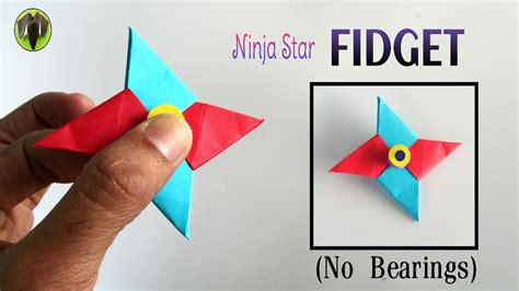 paper fidget spinner template origami fidget spinner handmade diy tutorial by paper origami paper 8