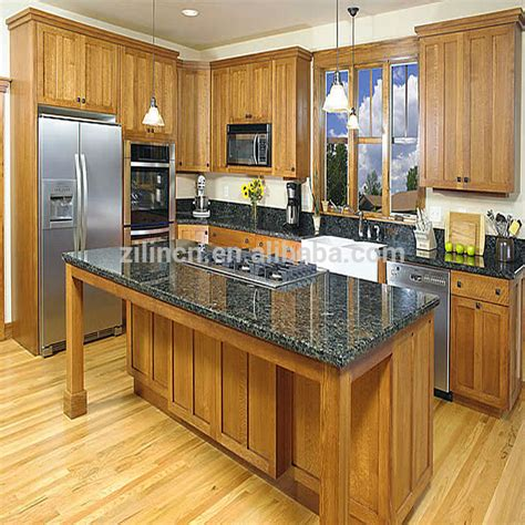 cheap solid wood kitchen cabinets new modern design high quality cheap price of modular 8178