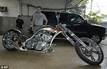 The Quirky Globe: $80,000 motorcycle stolen from Texas ...