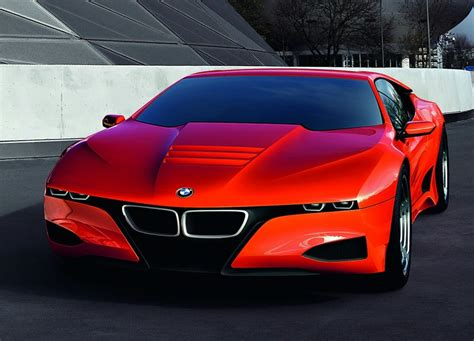 New Bmw M1 Concept Hommage Officially Revealed
