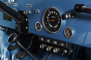Jeep Cj5 Dash