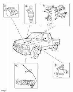 2002 Ford Ranger Fuel System Diagram
