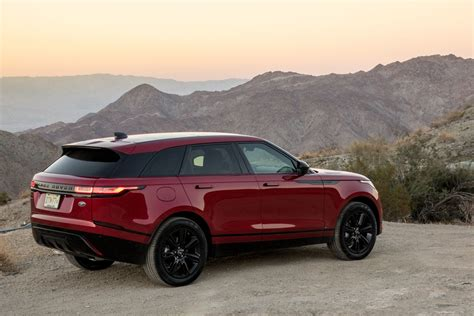 Review Land Rover Range Rover by 2018 Land Rover Range Rover Velar Our Review Cars