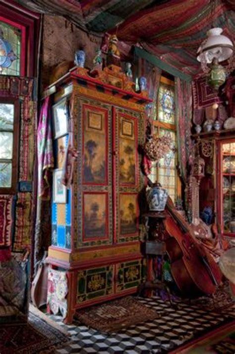 cabinet boho style ikea decora