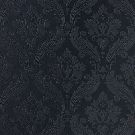 Tapete Schwarz Muster by Graham Brown 30 157 Barock Vlies Tapete Schwarz Neu