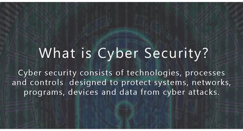 cyber security definition  practices