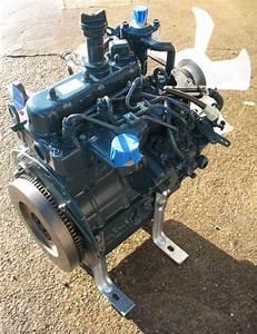 Kubota Engines D782