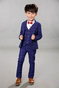 boys blackblazer 5 pcs set wedding suits for boy formal With toddler boy dress clothes for wedding