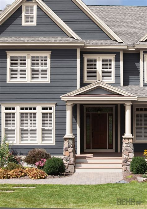 Give Your Exterior The Feel Of A Stately Coastal Home With