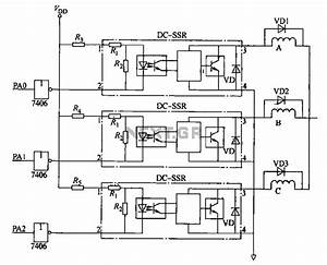 Stepper Motor Circuit   Automation Circuits    Next Gr