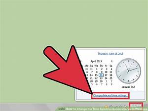 How to Change the Time Synchronization Interval in Windows