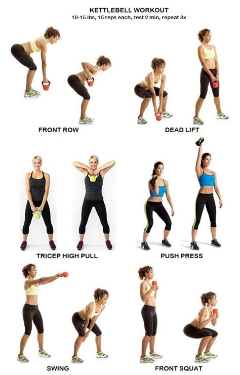 kettlebell workout exercises beginners exercise workouts body moves upper health these routines fitness useful guide core beginner gym truly worked