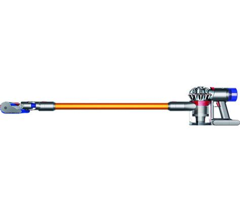 dyson v8 günstig buy dyson v8 absolute cordless bagless vacuum cleaner nickel iron free delivery currys